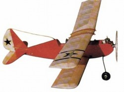 Bandito model airplane plan