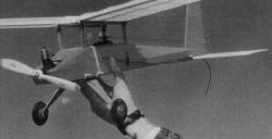 Bimbo model airplane plan