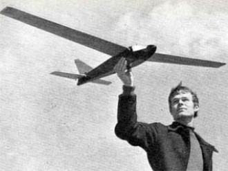 Force Four model airplane plan