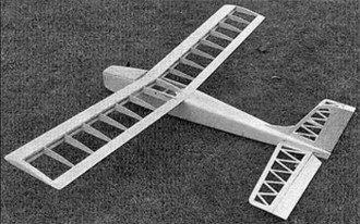 Premier model airplane plan