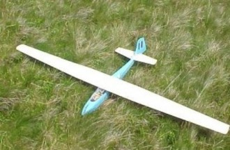 Slingsby Eagle 3 model airplane plan