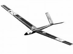 Vedette model airplane plan