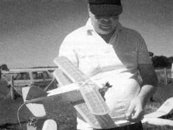 Woodstock model airplane plan