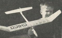 Chico model airplane plan
