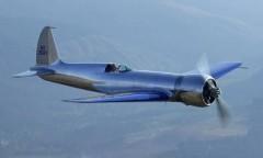 Howard Hughes Racer model airplane plan