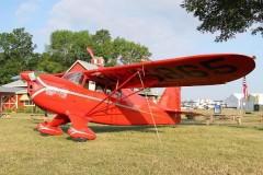 Rearwin Speedster model airplane plan