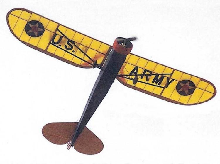 Trooper model airplane plan