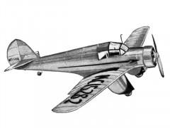 Aeronca LB model airplane plan