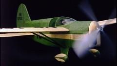 Art Chester model airplane plan