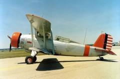 Douglas 038 model airplane plan