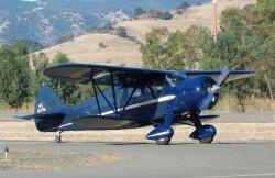Waco YQC-6 model airplane plan