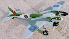 Mosquito model airplane plan