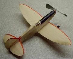 Speedy model airplane plan
