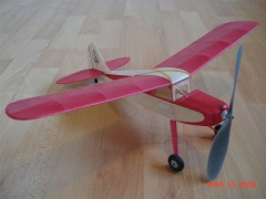 Redwing model airplane plan