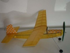 Goblin model airplane plan