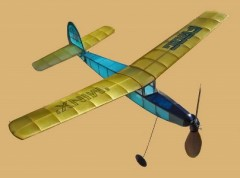 Minx model airplane plan