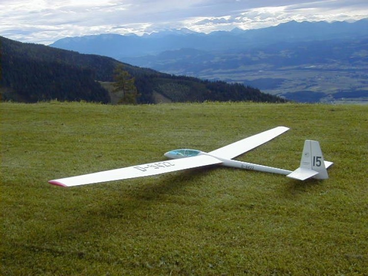 Cirrus model airplane plan