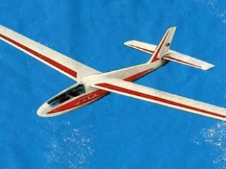 Foka model airplane plan