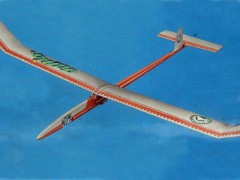 Junior model airplane plan