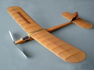 Silentius model airplane plan