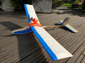 Sonny  model airplane plan