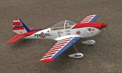 Super Chipmunk model airplane plan