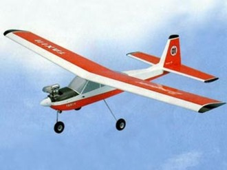 Taxi II model airplane plan