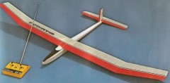 Amigo II model airplane plan