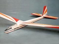Beta model airplane plan