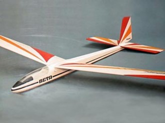 Beta model airplane plan