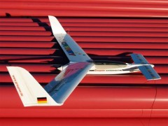 Canary model airplane plan