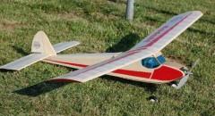 Kadett model airplane plan