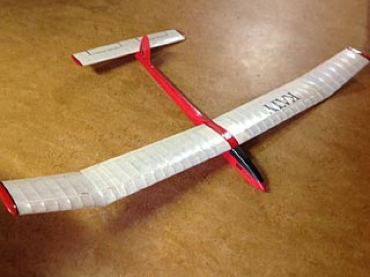 Katy model airplane plan