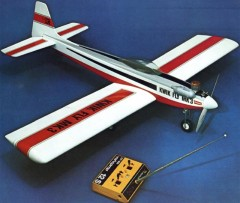 Kwik Fly Mk3 model airplane plan