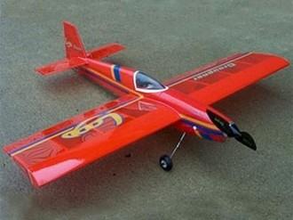 Loop model airplane plan