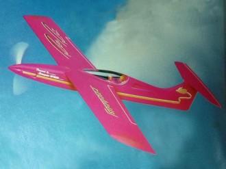Race Rat model airplane plan
