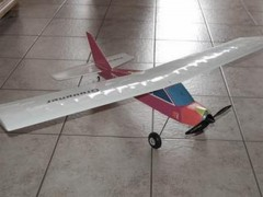 Tipsy model airplane plan