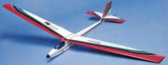 Ultra-Fly model airplane plan