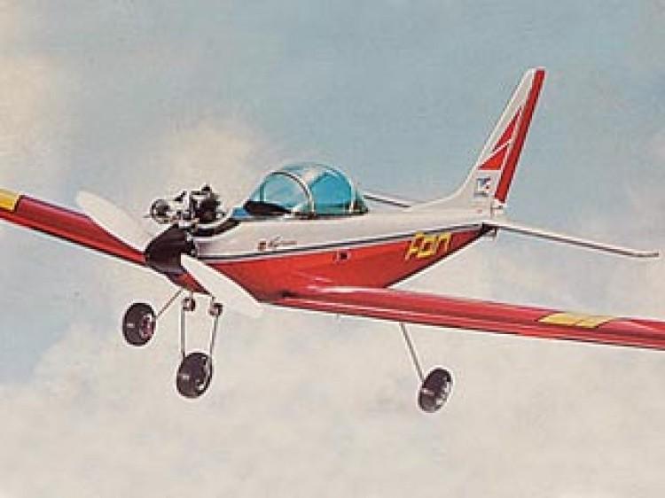 Fan model airplane plan