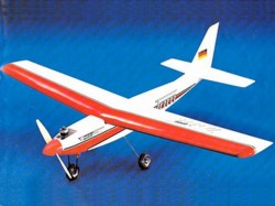 Tom model airplane plan