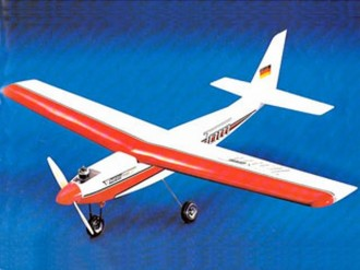 Tom model airplane plan