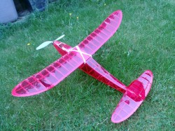 Competitor model airplane plan