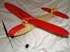 Eaglet model airplane plan