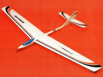 Dardo model airplane plan