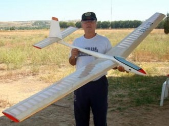 Osiris 3000 model airplane plan