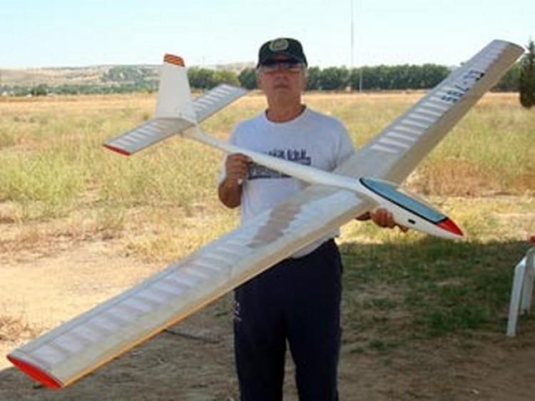 Osiris 3000 model airplane plan