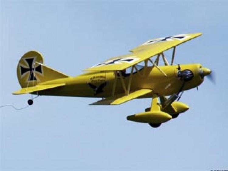 Der Jager model airplane plan