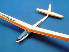 Nemesis model airplane plan