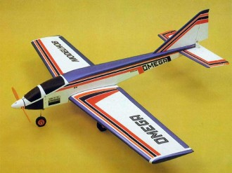 Omega model airplane plan