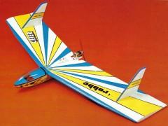 Geier model airplane plan